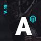 Athlete - Fluid Responsive Magento Theme