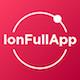 IonFullApp | Full Ionic Template + Cordova Plugins