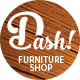Dash - Handmade Furniture Marketplace Theme