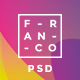 Franco - Elegant eCommerce PSD Template