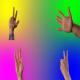 Hand Countdown Gestures