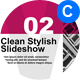 Clean Stylish Slideshow
