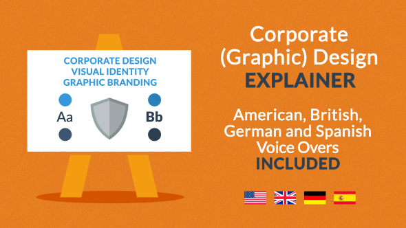 Download Corporate (Graphic) Design Explainer nulled download