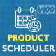 WooCommerce Product Scheduler