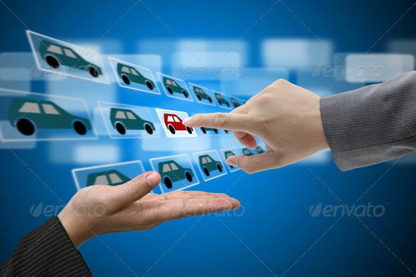 PhotoDune Buying Car 1570595