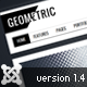 GEOMETRIC - Creative Joomla1.6 Theme - ThemeForest Item for Sale