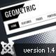 GEOMETRIC – Creative Joomla1.6 Theme  Free Download