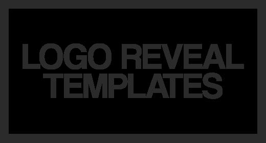 Logo Reveal Templates