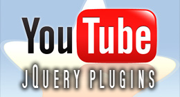 YouTube jQuery Plugins