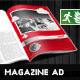 Magazine AD Construction Set - GraphicRiver Item for Sale