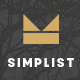 Simplist - A Responsive WordPress Blog Theme