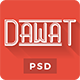 Dawat - Event & Conference PSD Template