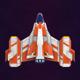 Asteroids Rain +Admob banner & interstitials +In app purchase