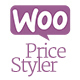 Woo Product Price Styler
