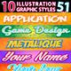 10 Illustrator Graphic Styles Vol.51