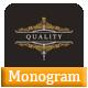 Emblems and Monograms
