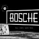 Bosche Typeface - 3 Weights