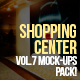 Shopping Center Vol.7 Mock-Ups Pack