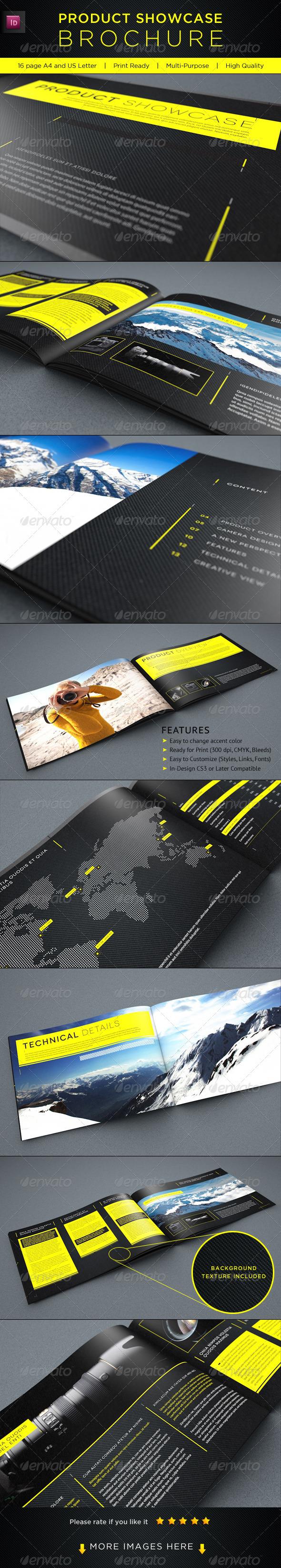 GraphicRiver Product Showcase Brochure 1573639