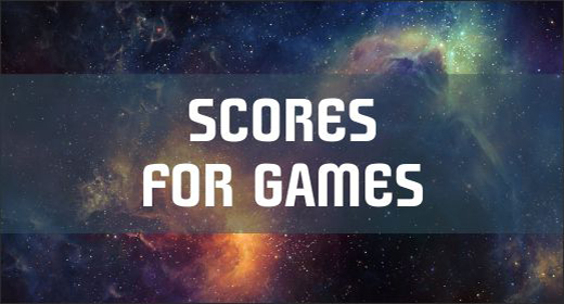 scores for a game