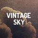 Vintage Sky Backgrounds