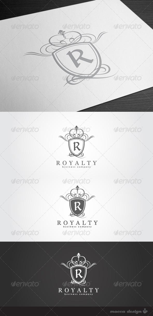 GraphicRiver Royalty Logo 1574491
