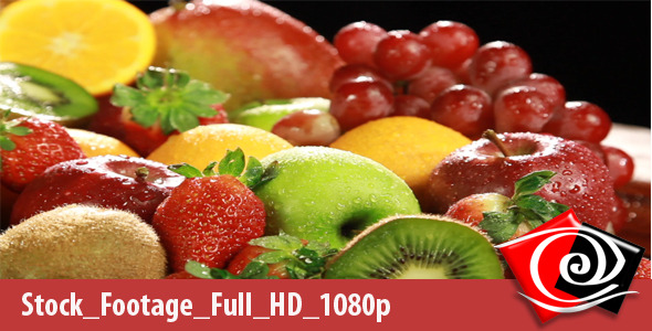 VideoHive Fruits Full HD1080p 1574648