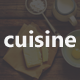 Cuisine - Restaurant WordPress Theme