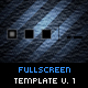 Fullscreen Template V.1 - ActiveDen Item for Sale