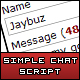 Simple Chat Script