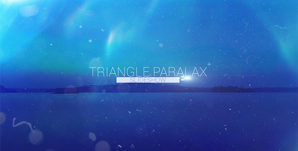 Download Triangle Paralax Slideshow nulled download