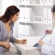 Gynecologist And Pregnant Woman At Hospital 10