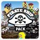 Pirate Ship Pack