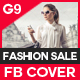 Fashion Sale Facebook Cover