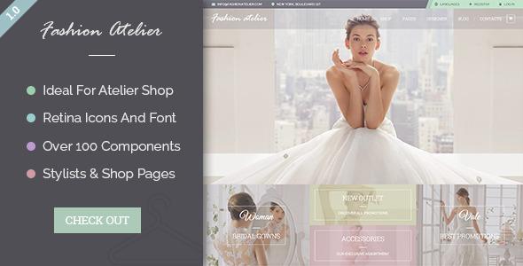 Wedding Atelier - Wedding Shop For Wedding Dress