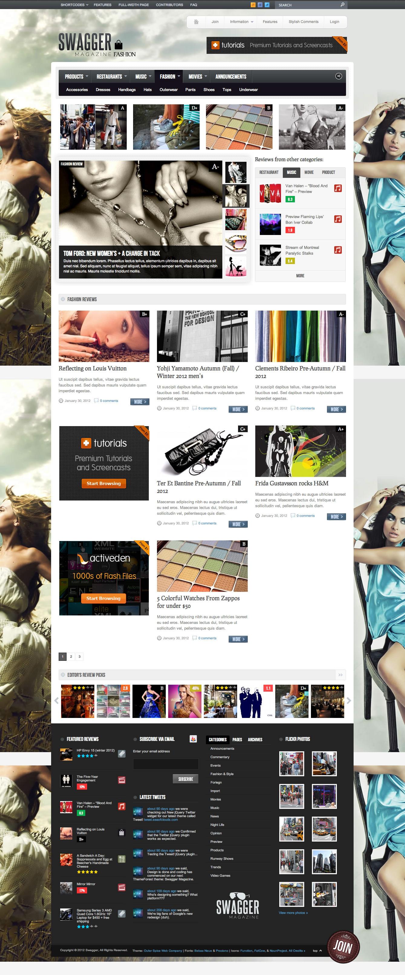 Color zen metacritic - Swagmag Wordpress Magazine Review Theme