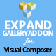 Expandable Gallery Addon for Visual Composer