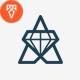 Amber - Letter A Logo