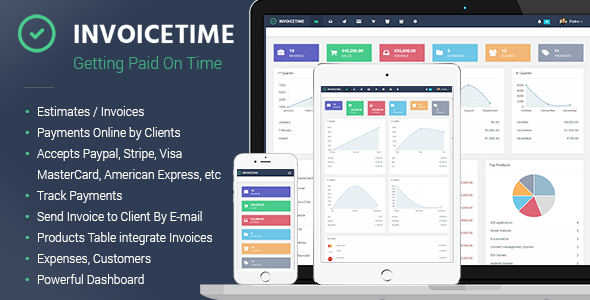 Invoicetime - Getting paid on time