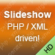 Slideshow - Basic with xml / php support - ActiveDen Item for Sale