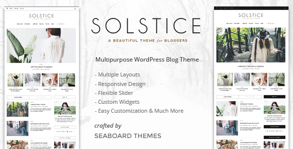 Download Solstice - Multipurpose WordPress Blog and Magazine Theme nulled download