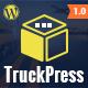 TruckPress - Logistics, Warehouse & Transportation Business WordPress Theme