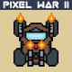 Pixel War Military Vehicle