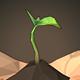 Hand Leaf lowpoly