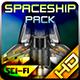 Spaceship Pack 22