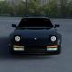 Porsche 944 Turbo HDRI
