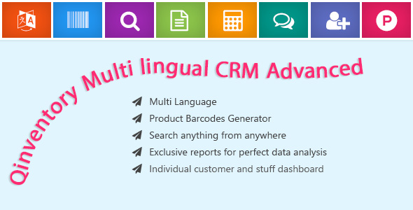 Download Quantik Multi Lingual CRM Advanced nulled download