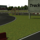 Trackwood drift race track