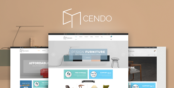 Download Cendo - Furniture Shopify Theme nulled download