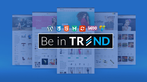 Download TREND - Responsive WooCommerce WordPress Theme nulled download